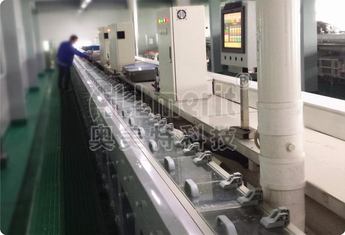 EMC支架高速电镀设备