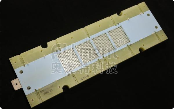 片式压板模具